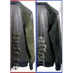 レザー(革)ウェアー 染み抜き 修復 メンテナンス クリーニング