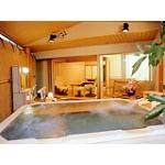 露天風呂付客室のある旅館で、優雅に過ごそう