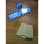 ゴム印の楽しい使い方