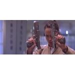 アクション映画と拳銃
