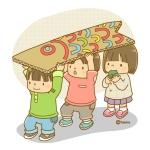 初節句(雛飾り・五月人形・こいのぼりなど)