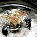 火鉢・囲炉裏・七輪(炭火焼レシピ)
