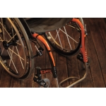 車椅子 パウダーコート ジェットカスタムコーティング