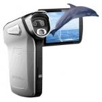 家庭用3Dビデオカメラ