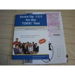 Score Up 1-2-3 for the TOEIC アンドリュー先生
