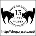13.CATS.WORKSへようこそ