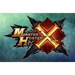 モンスターハンターX【3DS】