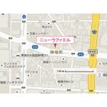 福島駅東口周辺