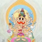 仏教学校の学生