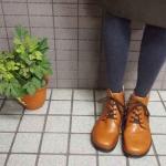 足と身体にやさしい靴