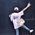 ストリートっぽいレディースファッション☆彡