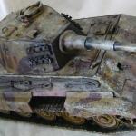 戦車(Tank/Panzer)ウエザリング模型