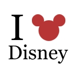 I LOVE ディズニー