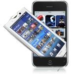 携帯電話スマートフォン